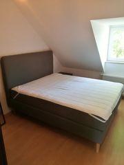 Ikea Boxbett LAUVIK 160x200 cm