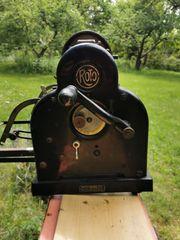 Roto Druckmaschine