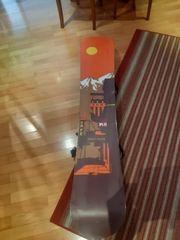 Snowboard Rocker