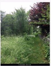Garten Freizeitgrundstück Wiese bei Wetzlar