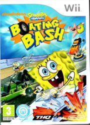 Nintendo Wii Spiel - Spongebob Boating