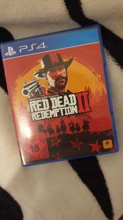 Verkaufe red dead redemption 2