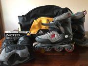K2 Inliner inklusive Tasche und