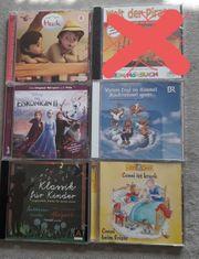 6 x CD s für