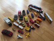 Konvolut von Spielzeugautos 40 Stk