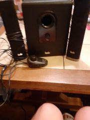 Lautsprechersortiment für Radio und Fernsehen