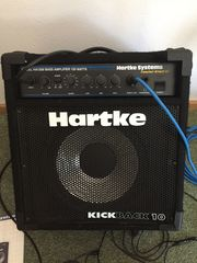 Bass Combo Hartke Kick Back