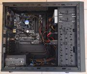 Midi Tower PC mit Intel
