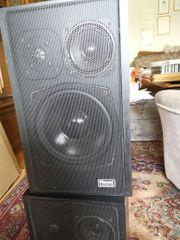 Magnat Boxen Stereo Lautsprecher Magnat