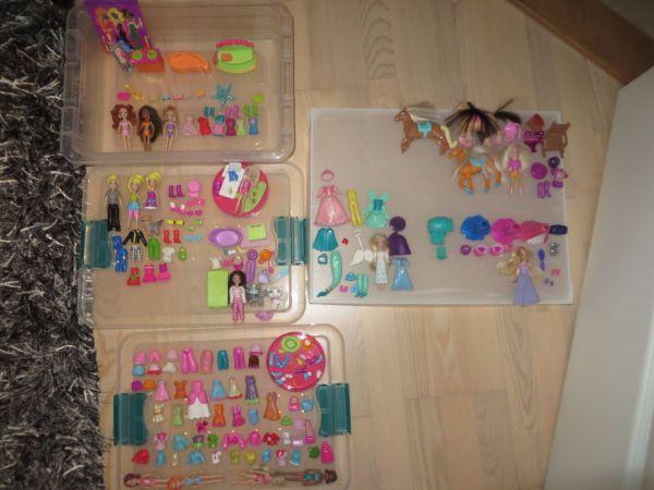 Polly Pocket Sammlung