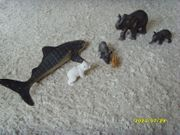Schleichtiere Zoo 6x