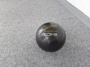 Bowling Kugel schwarz mit glitzer