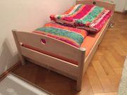 Kinderbett Paidi Fleximo mit Bettkasten