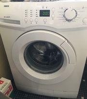 Waschmaschine neuwertig ZANUSSI weiß A