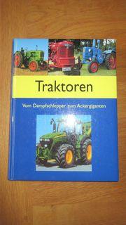 Traktoren - vom Dampfschlepper zum Ackergiganten