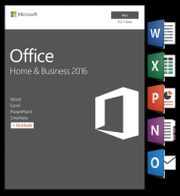 MS Office 2016 Home Business