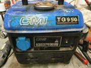 Notstromaggregat CMI TG 950 650
