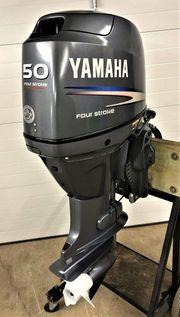 YAMAHA 50 PS Außenbordmotor 4-Takt EFI