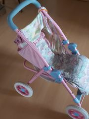 Baby Born Puppenkinderwagen
