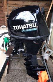 Außenborder Tohatsu 30 PS 4-Takt