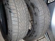 2 Winter-Reifen 205-55-16 H91 Semperit