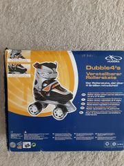 Double4 s verstellbare Rollerskates