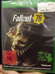 Fallout 76 Xbox NEU