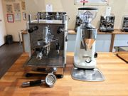 Espressomaschine La Scala Butterfly ECM