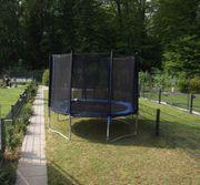 Gartentrampolin 305 cm Durchmesser