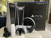 Sony PS5 Digital Edition Konsole GEBRAUCHT
