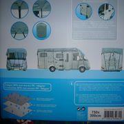 Reisemobil Wohnwagen Dachschutzplane 7 5