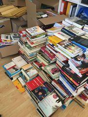 Wir kaufen Ihre gebrauchten Bücher