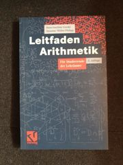 Leitfaden Arithmetik - NEUWERTIG
