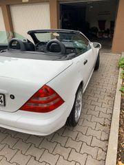 Mercedes 200 slk 170