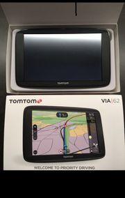 Navigationsgerät TomTom VIA 62