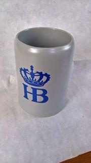 Bierkrug HB Münchner Hofbräuhaus 0