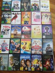 DVDs 25 Stk