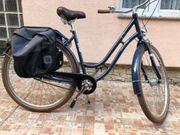 City Bike Dancelli dunkelblau