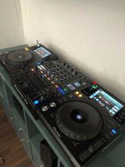 DJ Set Pioneer 1x DJM