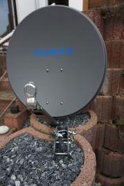 Satelliten-Spiegel Antenne HUMAX Digital Professional