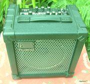 Verkaufe Gitarrenverstärker Roland Cube 15