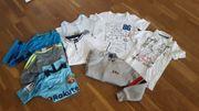 Kleiderpaket 128-140 Shirt kurz langarm