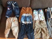 Großes 35-teiliges Herbst Winter Kleiderpaket
