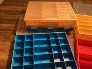 Sortierboxen
