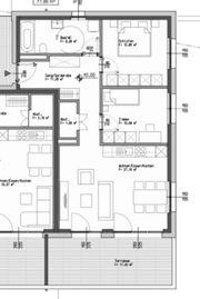 3-Zimmer Neubauwohnung in Nenzing Latz