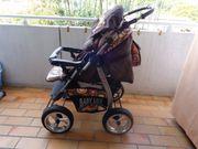 Kinderwagen King Baby Lux