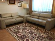 Couchgarnitur hochwertig 5x Relax-Funktion