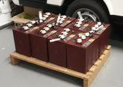 Gebrauchte Batterien zu verkaufen