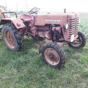 Oldtimer Traktoren Sammlung