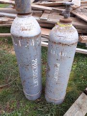 Pressluftflaschen 2 Stück